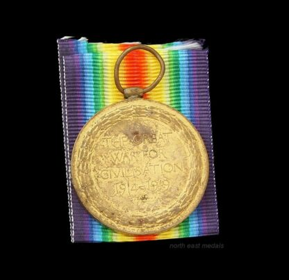 Victory Medal, Private Ede, Hampshire Regiment, Scarce Persia Theatre Casualty, Buried Tehran