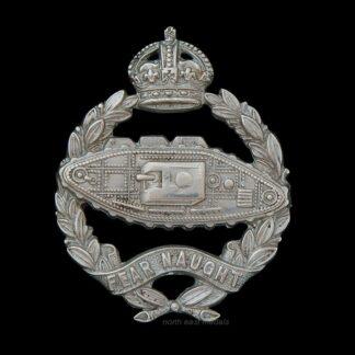 Royal Tank Regiment Cap Badge