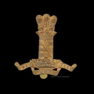11th Hussars (Prince Albert's Own) Cap Badge