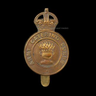 WW2 Army Catering Corps Cap Badge