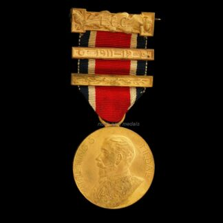 London County Council King's Medal