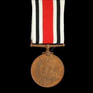 GVR Special Constabulary Long Service Medal