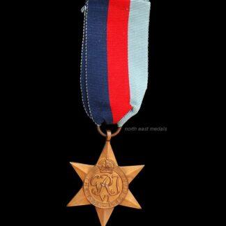 WW2 The 1939-1945 Star Medal