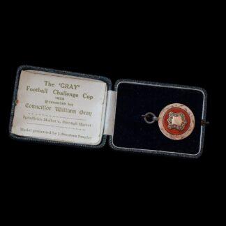 Grey Football Challenge Medal, 1924