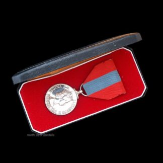 EIIR Imperial Service Medal, Ordnance Survey Surveyor