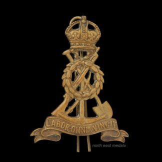 Labour Corps Cap Badge