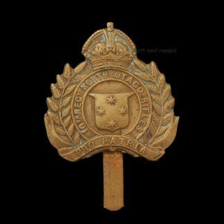 New Zealand 10th North Otago Rifles Regiment Cap Badge