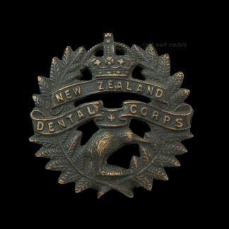 New Zealand Dental Corps Collar Badge
