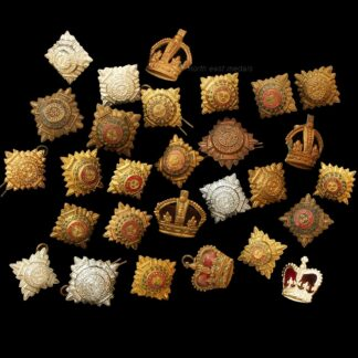 Collection of Officers Rank Stars (Pips) and Crowns