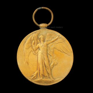 Great War Victory Medal, Private Keer, Army Service Corps