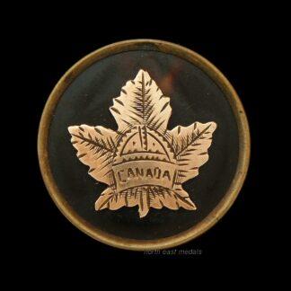 Canadian Army Sweetheart Brooch Badge