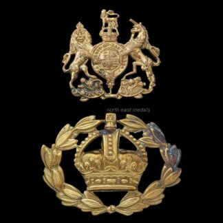 British Army Warrant Officers Arm Badges Class I &II