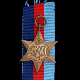 WW2 1939-45 Star Medal