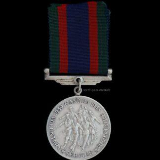 Canadian Volunteer Service Medal