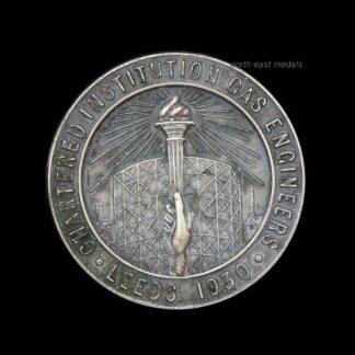 Chartered Institute of Gas Engineers 'Leed 1930' Lapel Badge