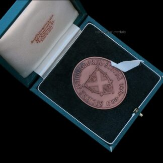 Scottish Society of Antiquaries 200 Year Anniversary Commemorative Medal
