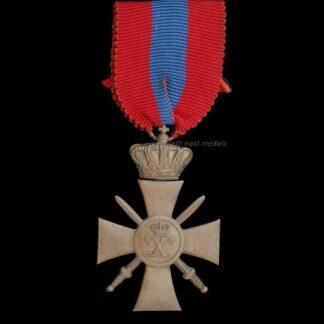 Greek War Cross 1940, Third Class