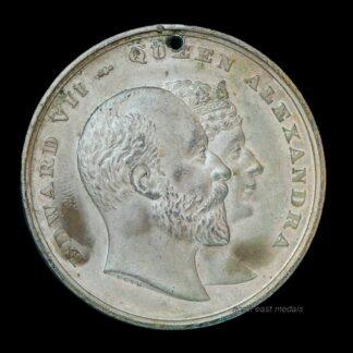 1902 Coronation Medal Edward VII