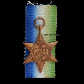 WW2 Atlantic Star Medal